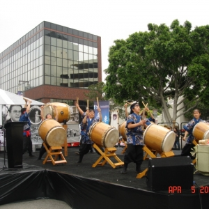 Japanese Drummers 2