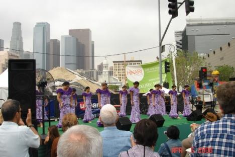 Hawaiian Stage