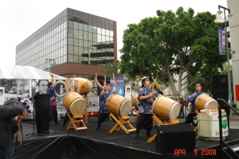 Japanese Drummers 2